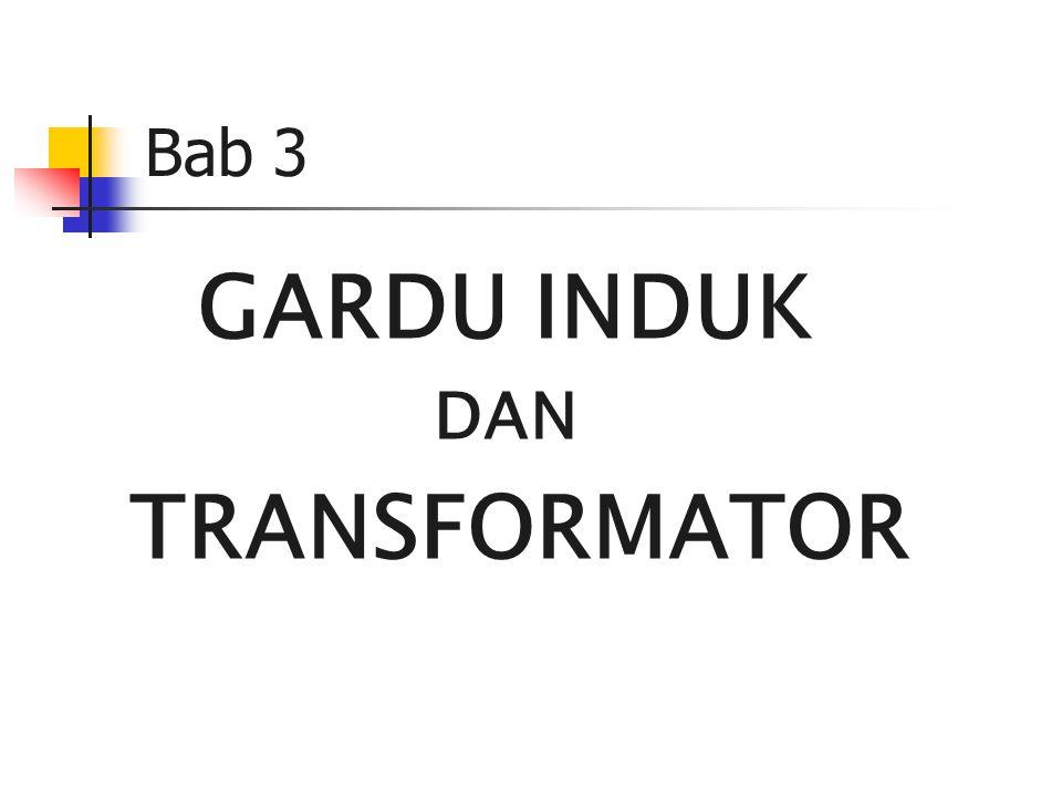 GARDU INDUK TRANSFORMATOR