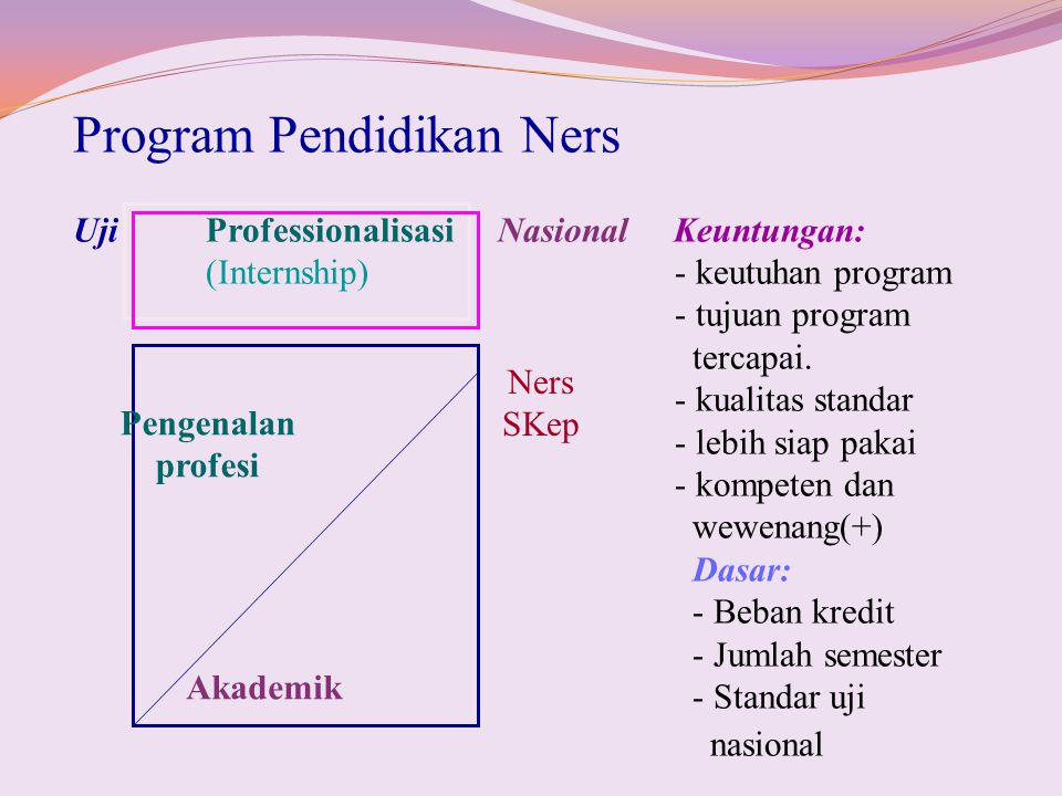 Program Pendidikan Ners