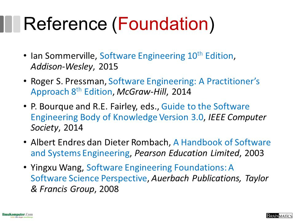 Reference (Foundation)