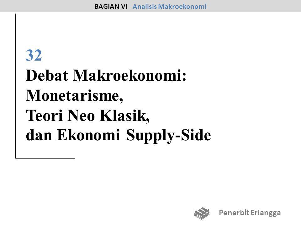 BAGIAN VI Analisis Makroekonomi