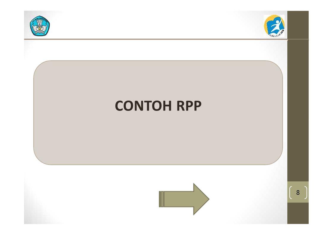 CONTOH RPP 8
