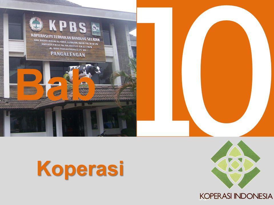 10 Bab Koperasi