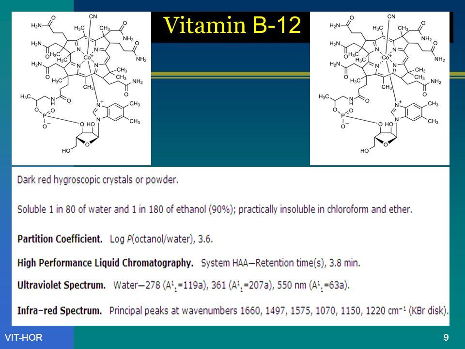 Vitamin B-12 VIT-HOR