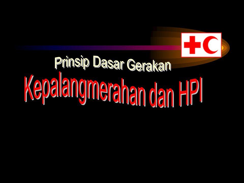 Kepalangmerahan dan HPI