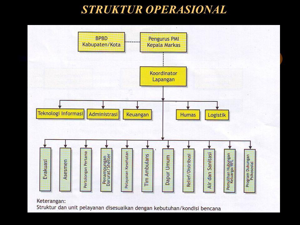 STRUKTUR OPERASIONAL