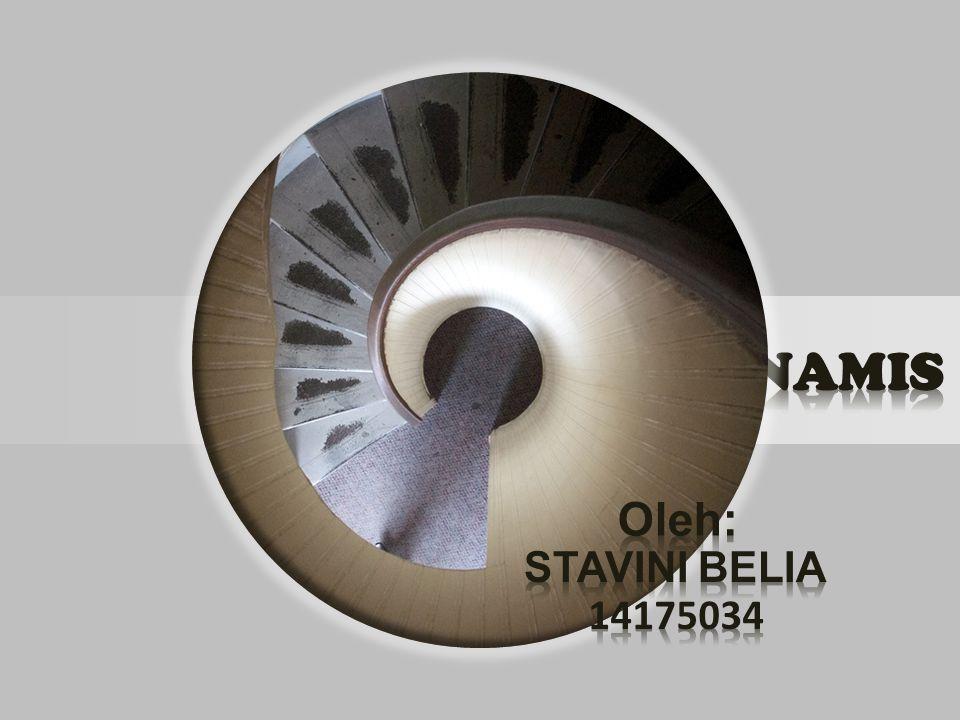 FLUIDA DINAMIS Oleh: STAVINI BELIA 14175034
