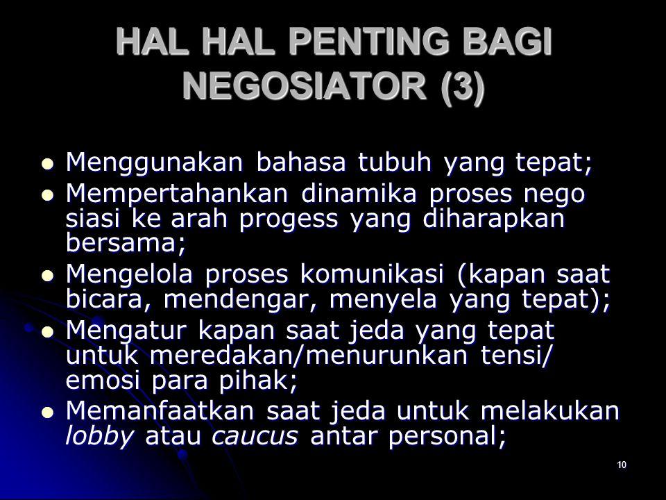 HAL HAL PENTING BAGI NEGOSIATOR (3)