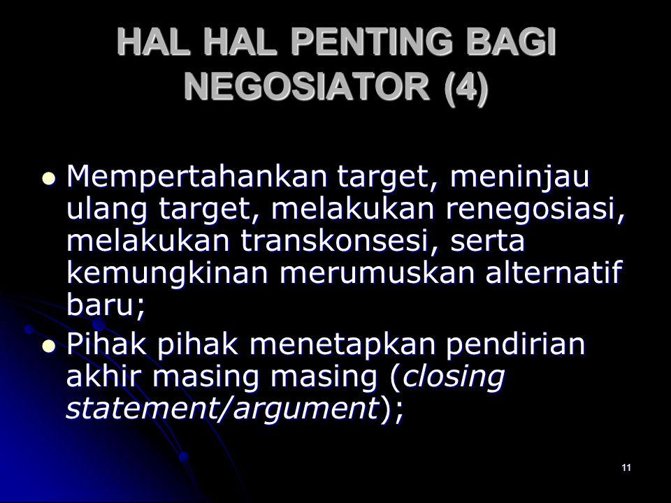 HAL HAL PENTING BAGI NEGOSIATOR (4)