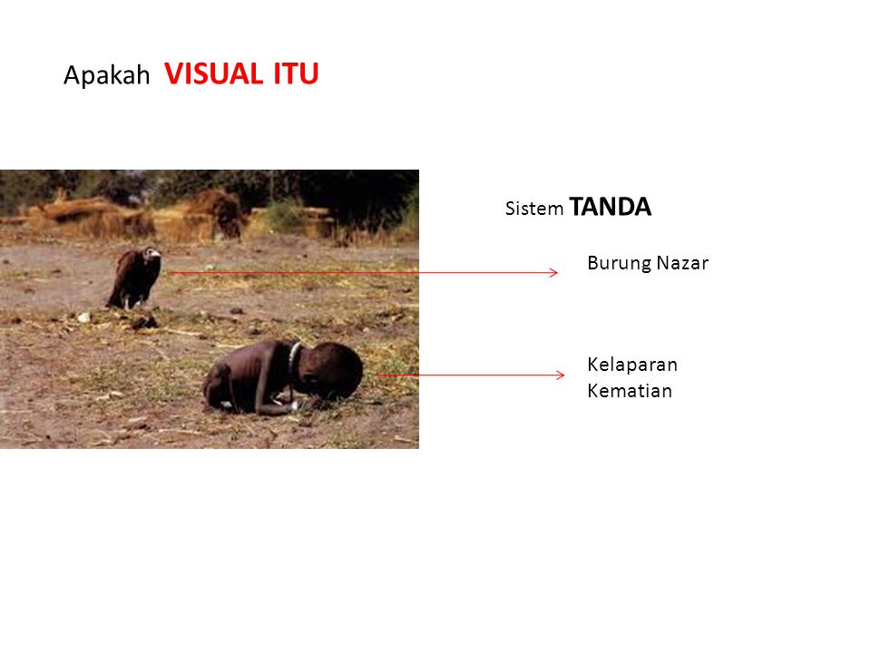 Apakah VISUAL ITU Sistem TANDA Burung Nazar Kelaparan Kematian