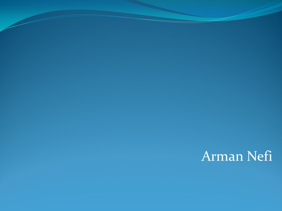 Arman Nefi