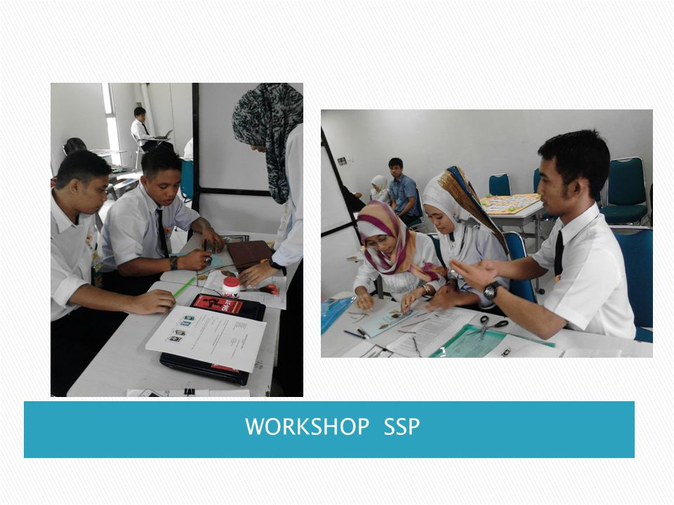 WORKSHOP SSP