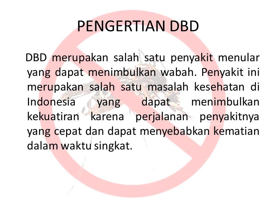 PENGERTIAN DBD