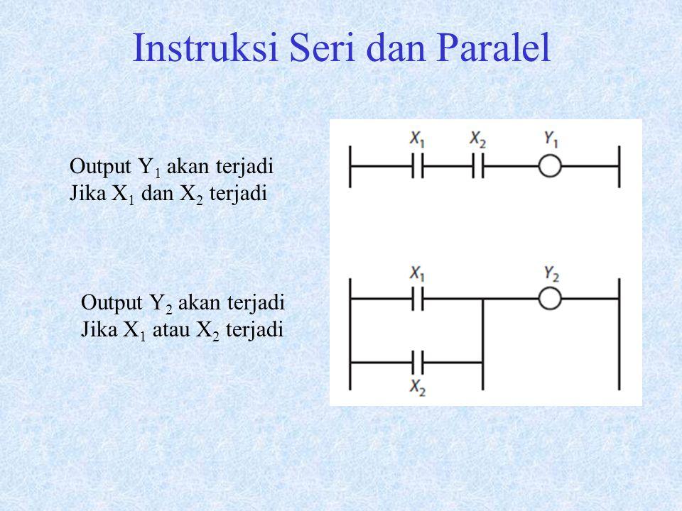 Instruksi Seri dan Paralel
