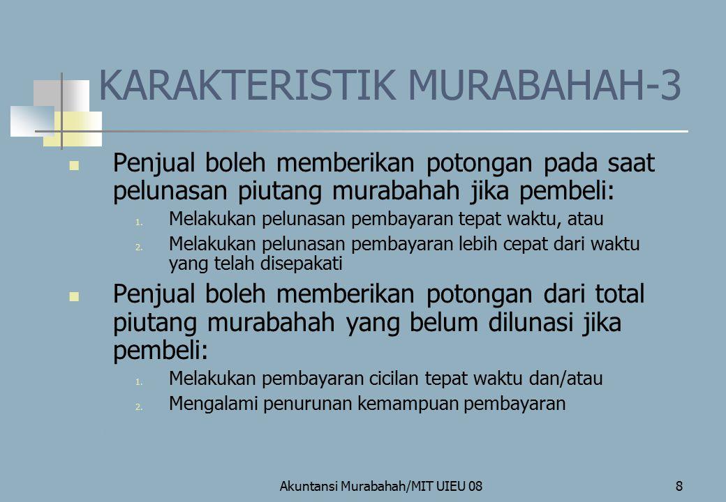 KARAKTERISTIK MURABAHAH-3