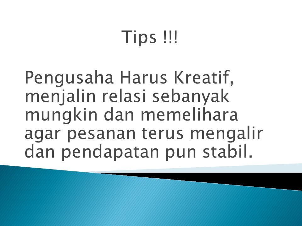Tips !!.