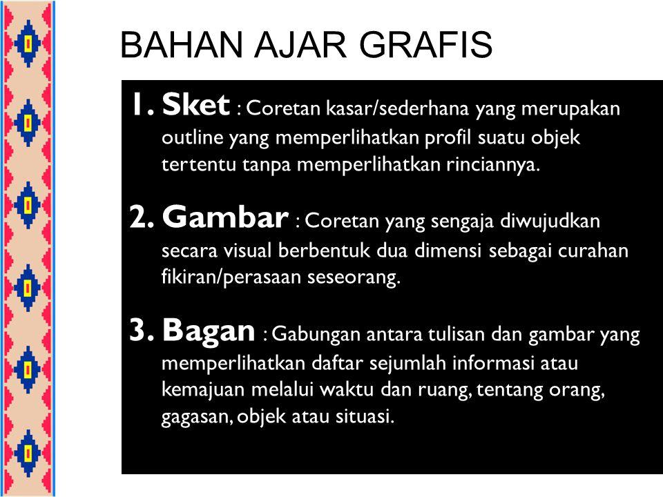 BAHAN AJAR GRAFIS