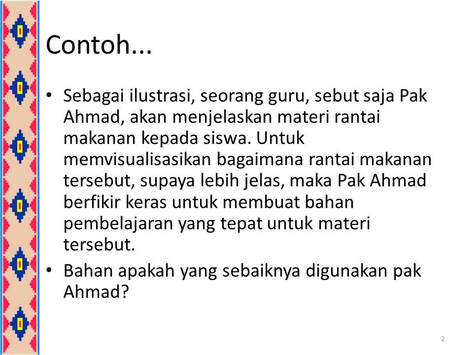 Contoh...