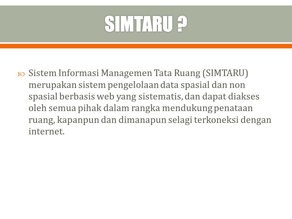 SIMTARU