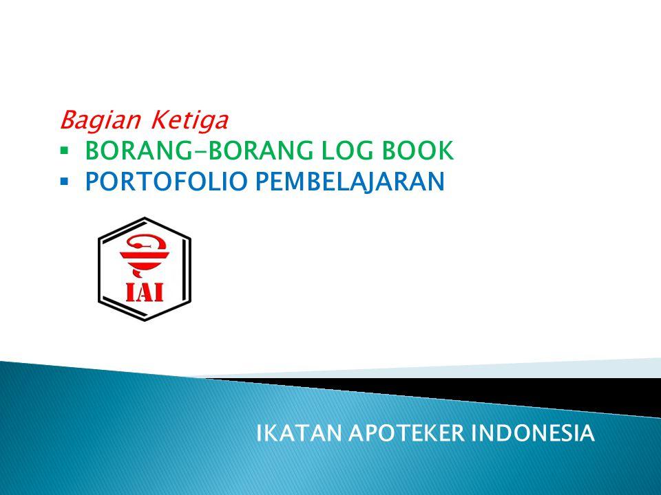 IKATAN APOTEKER INDONESIA