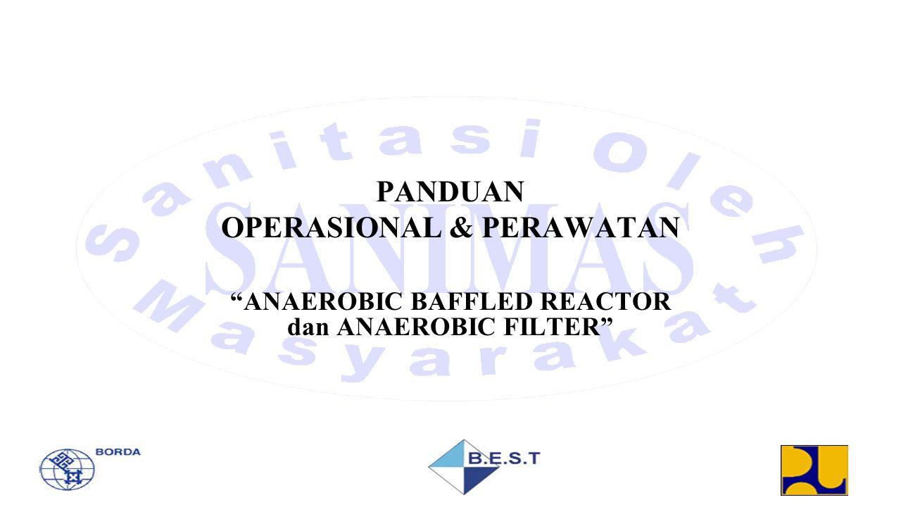 PANDUAN OPERASIONAL & PERAWATAN