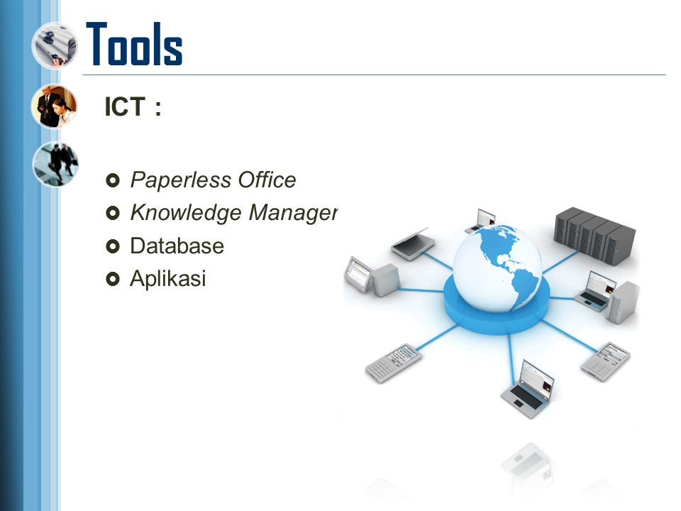 Tools ICT : Paperless Office Knowledge Management Database Aplikasi