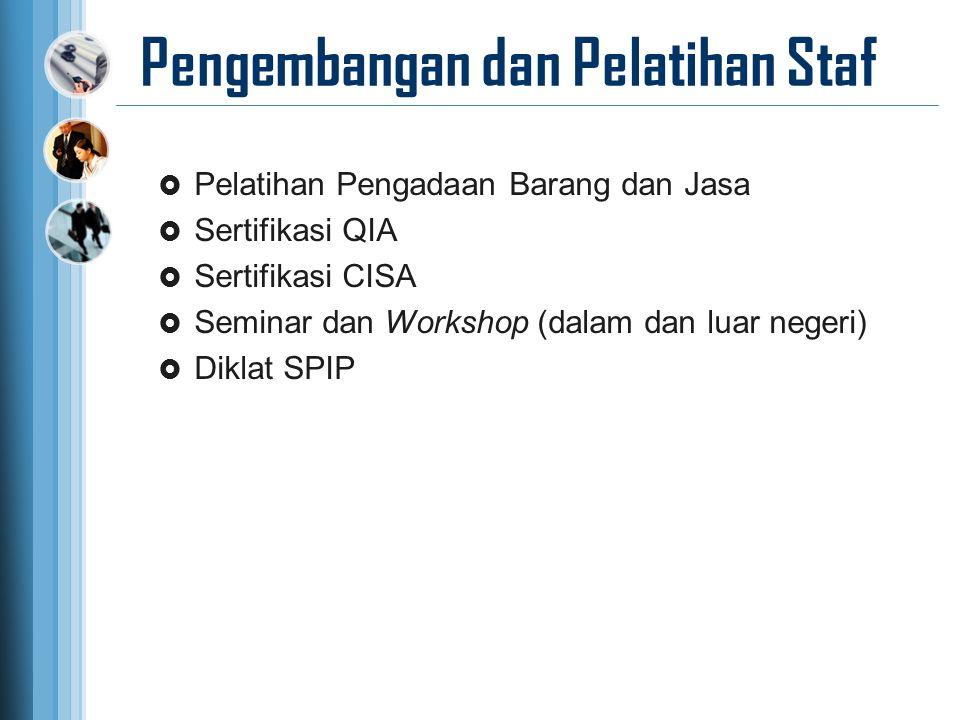 Pengembangan dan Pelatihan Staf