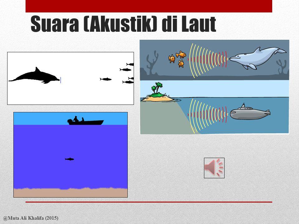 Suara (Akustik) di Laut
