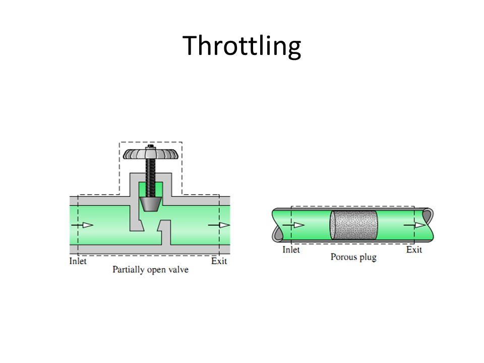 Throttling