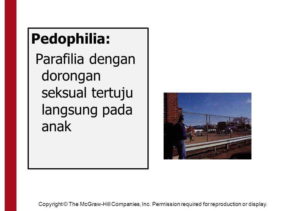 Pedophilia Pedophilia: