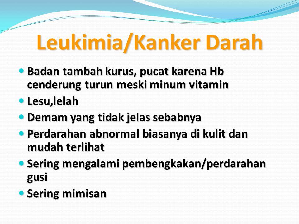 Leukimia/Kanker Darah