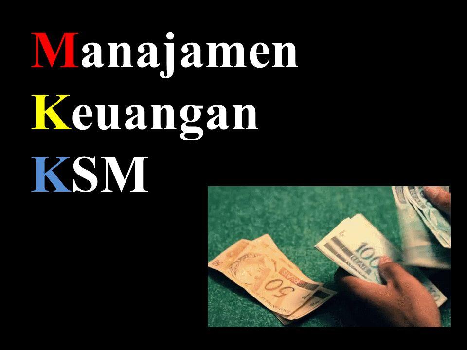 Manajamen Keuangan KSM
