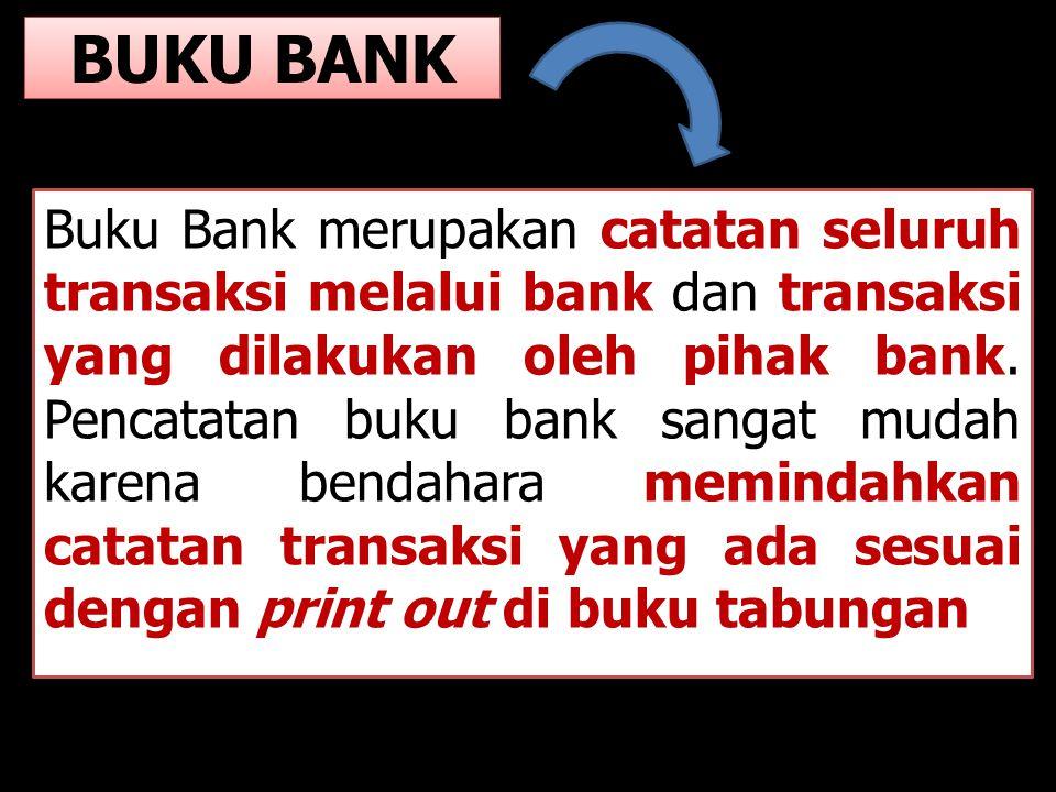 BUKU BANK