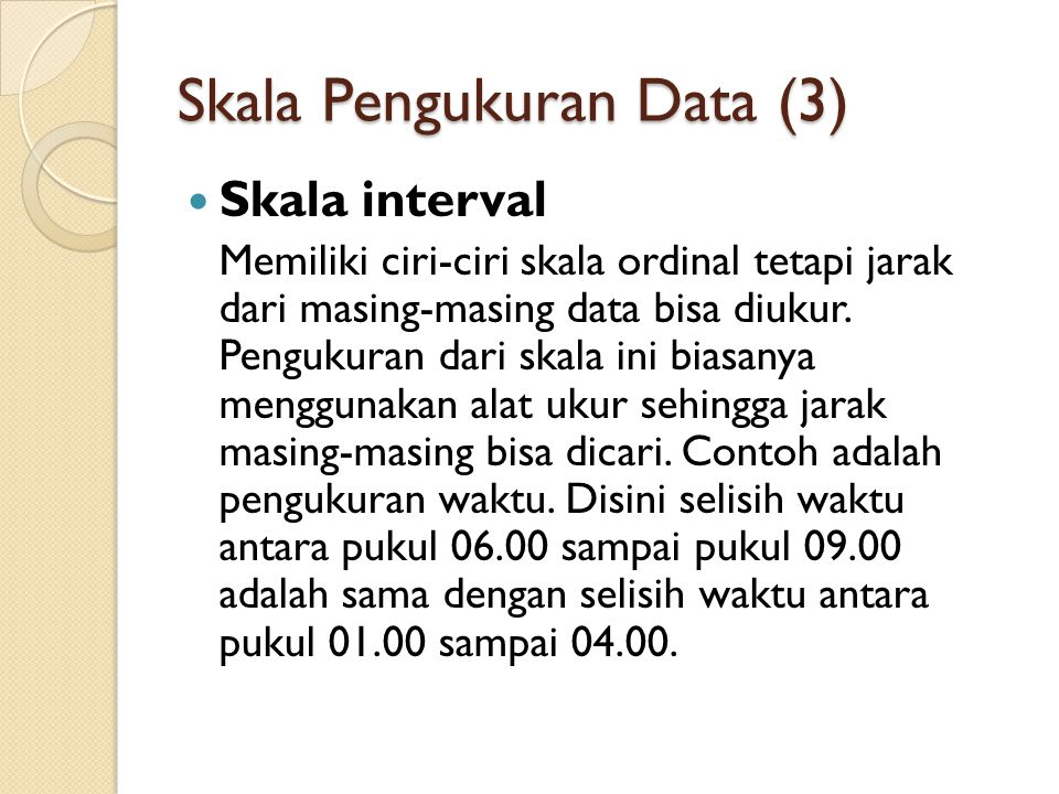 Skala Pengukuran Data (3)