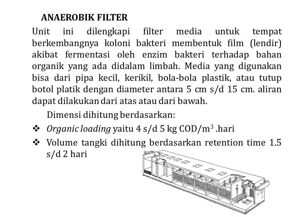 ANAEROBIK FILTER