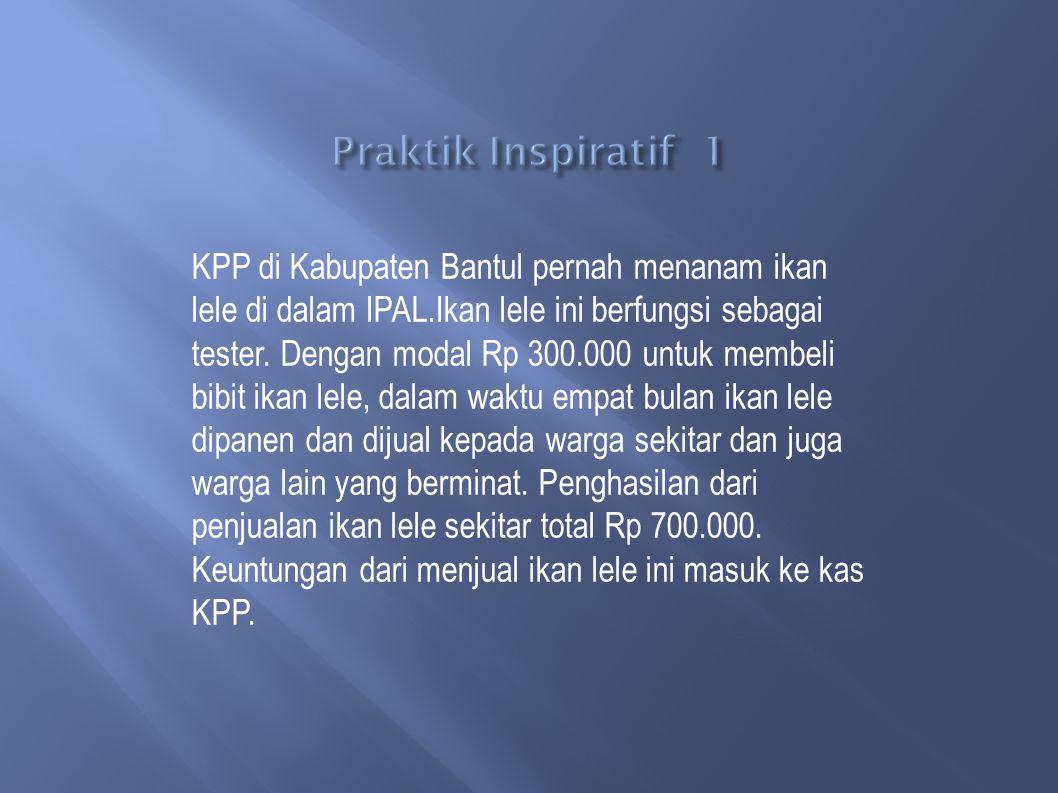 Praktik Inspiratif 1