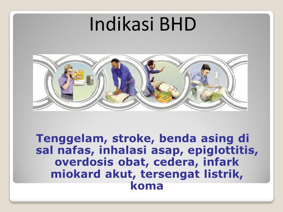 Indikasi BHD