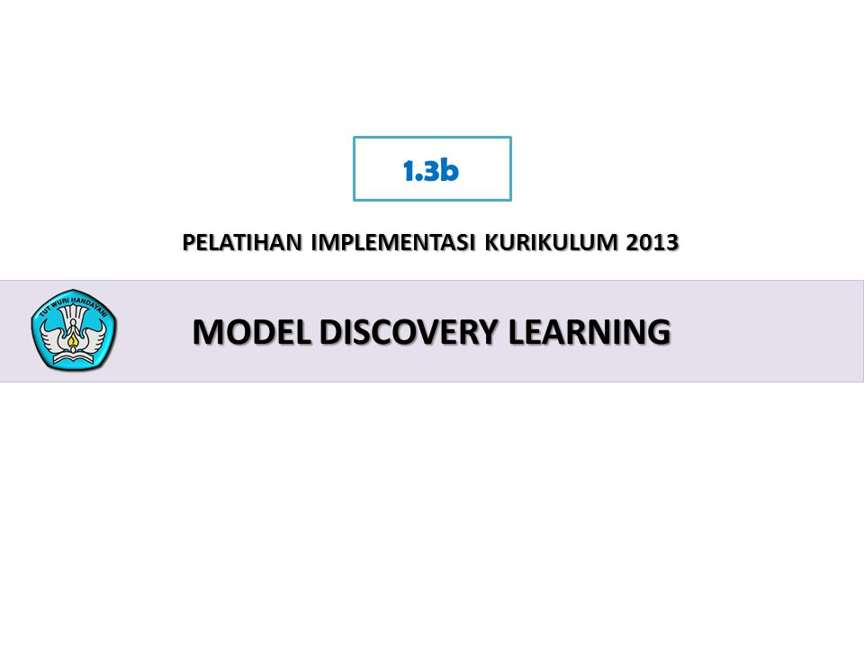 Model discovery learning