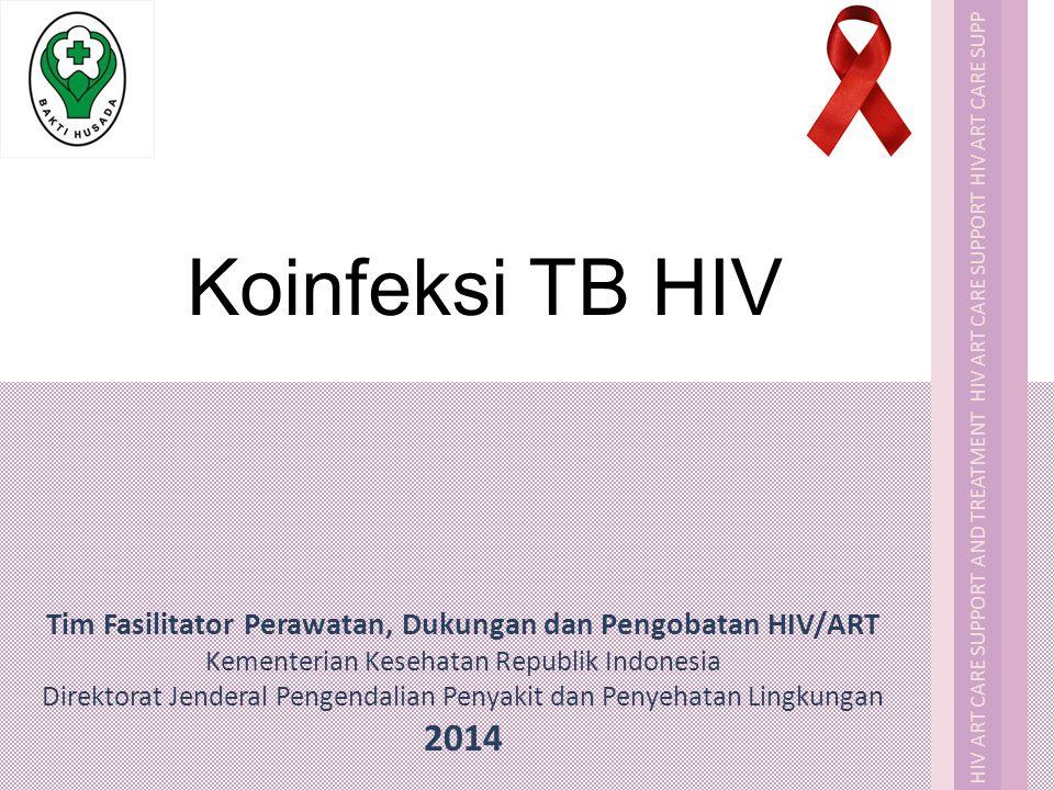 Tim Fasilitator Perawatan, Dukungan dan Pengobatan HIV/ART