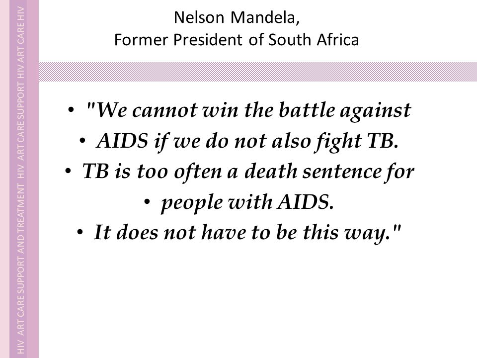 Nelson Mandela, Former President of South Africa