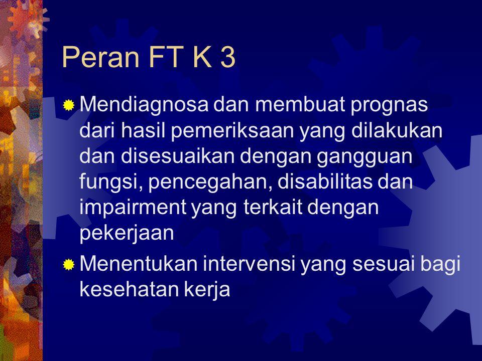 Peran FT K 3