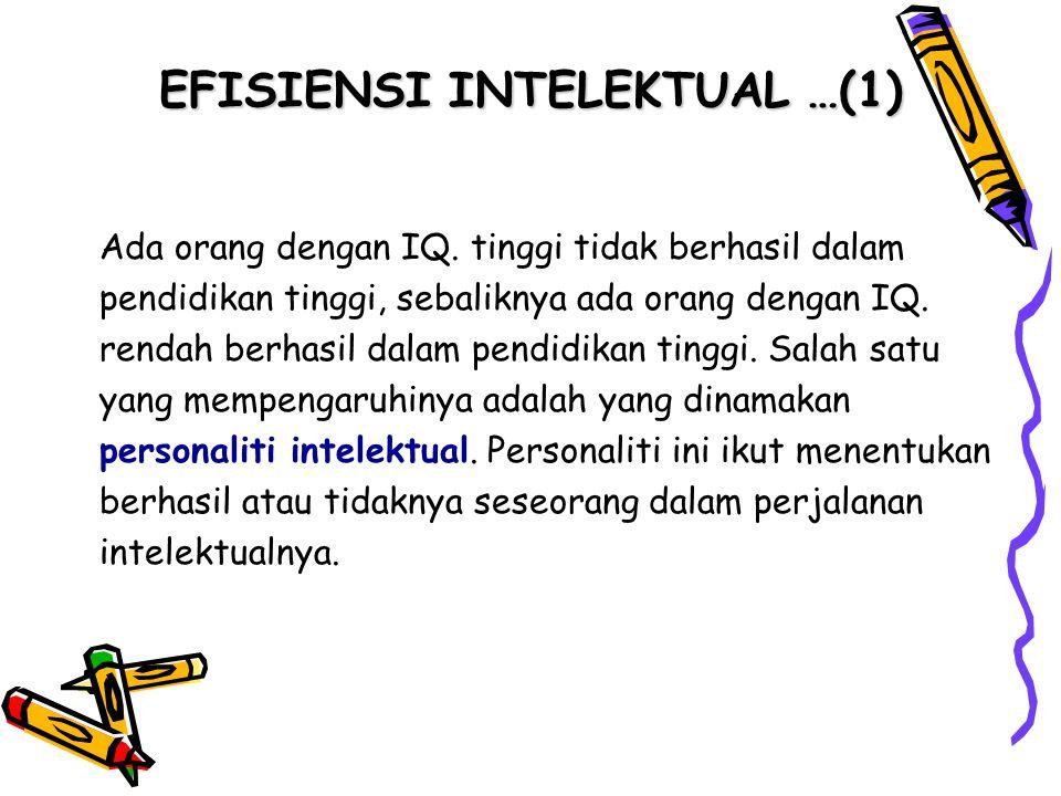 EFISIENSI INTELEKTUAL …(1)