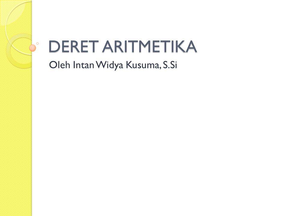 Oleh Intan Widya Kusuma, S.Si