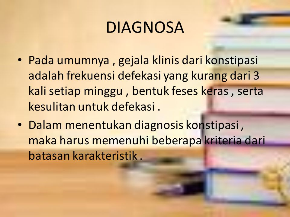 DIAGNOSA