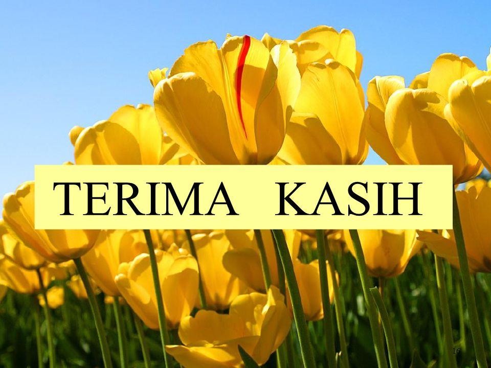 TERIMA KASIH 16
