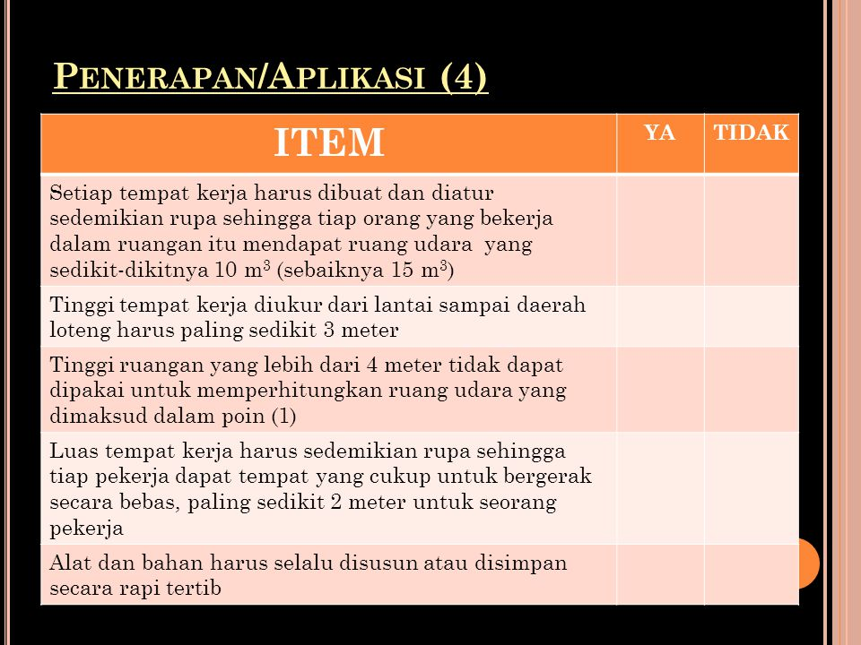 Penerapan/Aplikasi (4)