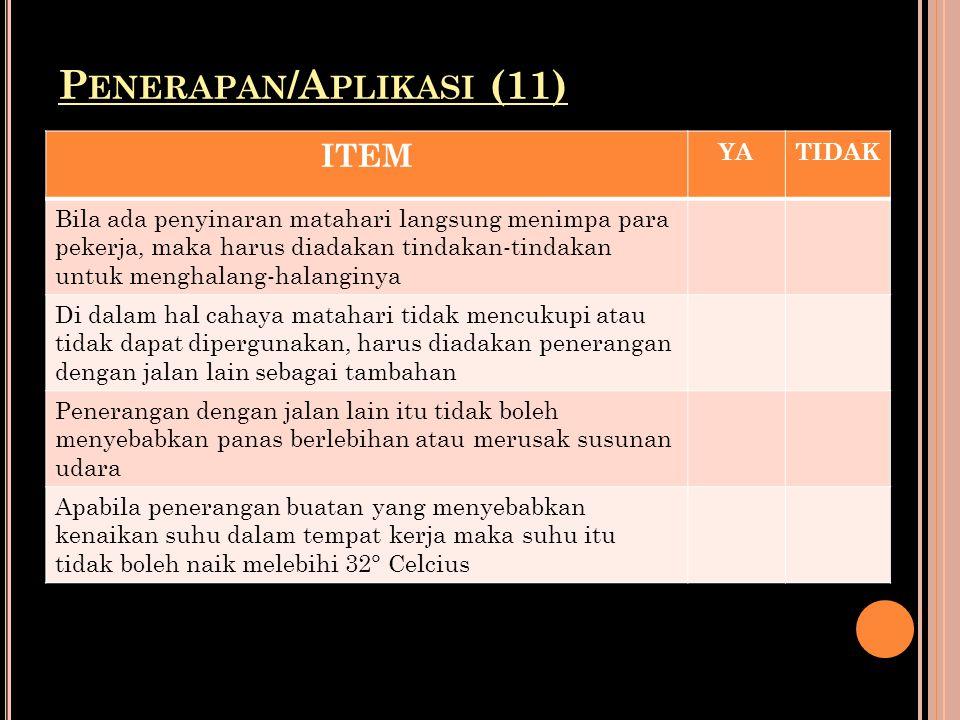 Penerapan/Aplikasi (11)