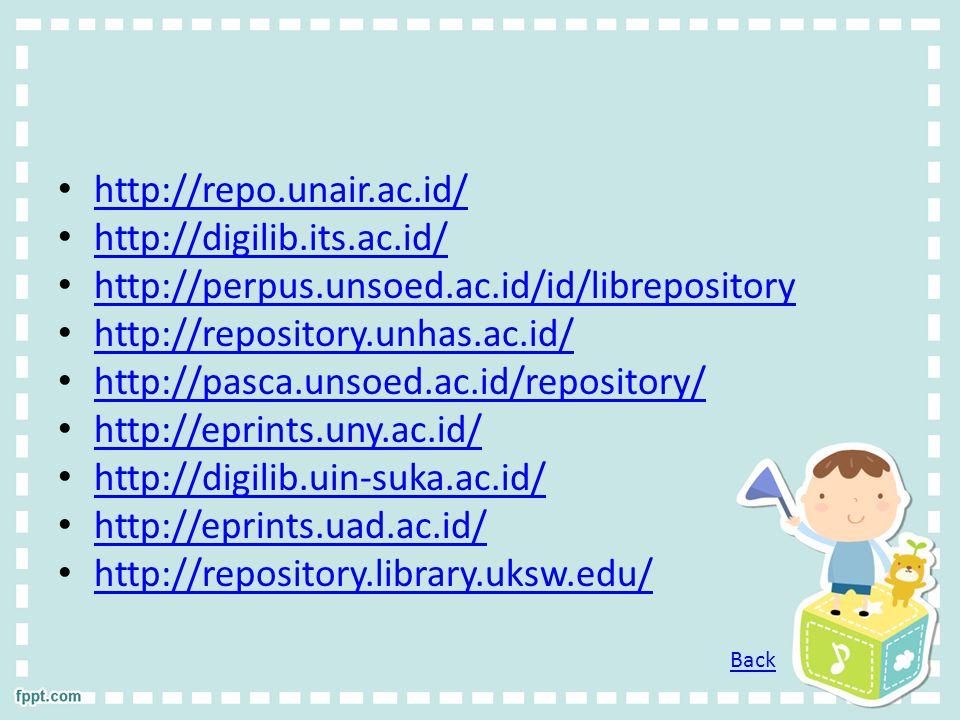 http://repo.unair.ac.id/ http://digilib.its.ac.id/
