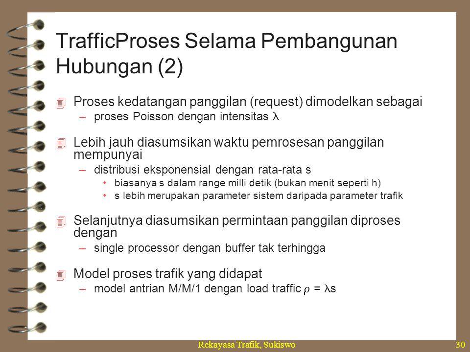 TrafficProses Selama Pembangunan Hubungan (2)