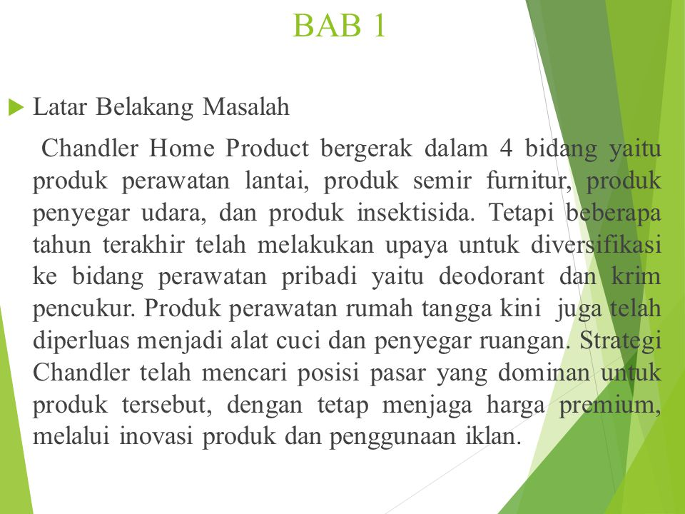 BAB 1 Latar Belakang Masalah