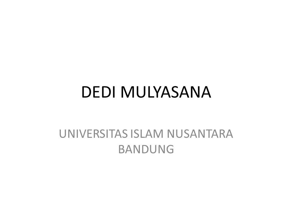 UNIVERSITAS ISLAM NUSANTARA BANDUNG